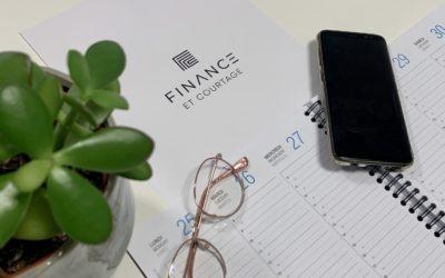 Quelles sont les différentes étapes pour financer mon projet professionnel avec Finance et Courtage ?