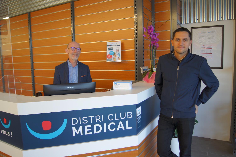 Distri club médical financement finance et coutage