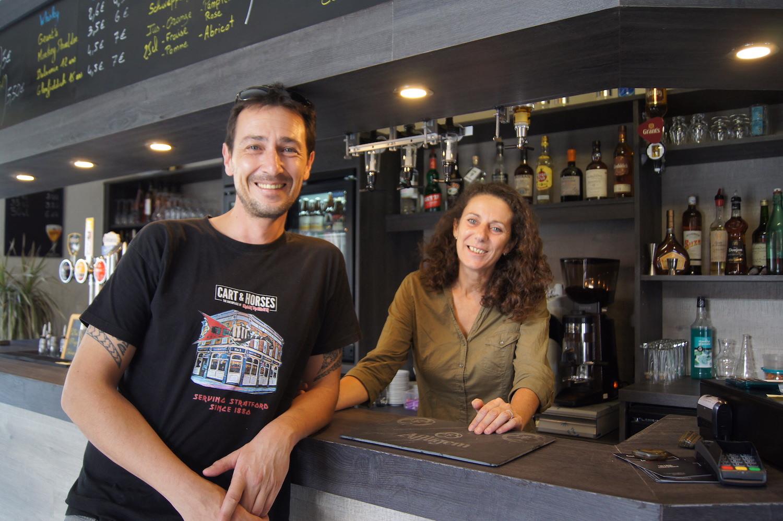 Lydie et Manu Le Génépi restaurant rennes