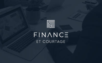 Nouvelle identité visuelle, nouveau site web, nouvelle stratégie de communication… Finance et courtage fait peau neuve !