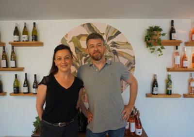 Interview Xavier GUILLOU et Astrid CORNILLE – Mr et Mme Vino